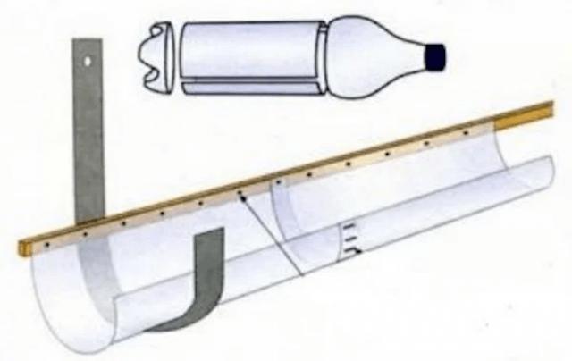 Полезное применение пластиковых бутылок на даче (Часть 3)