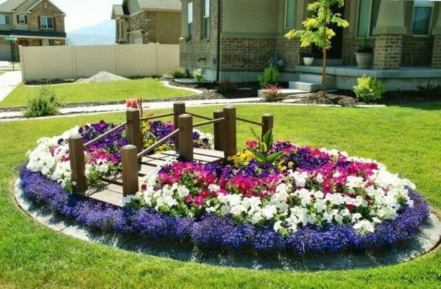 Создание цветника своими руками: советы садоводам