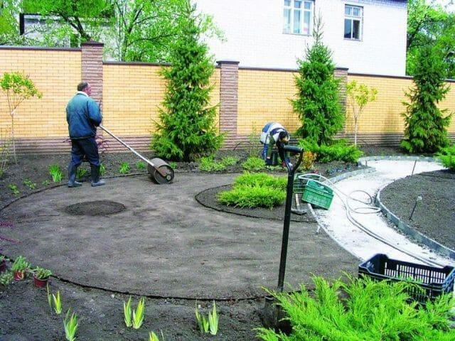 Аккуратные края газона своими руками: советы садоводам