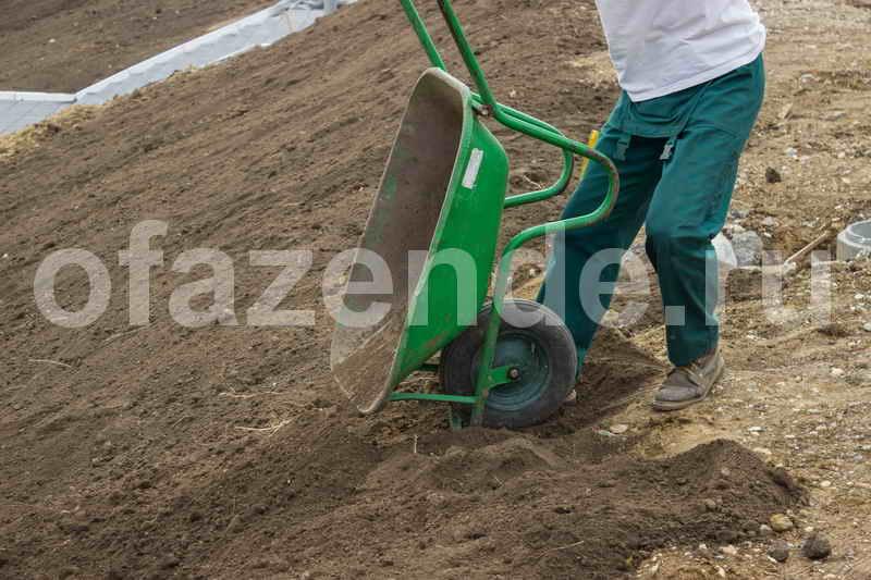 Для чего и как нужно перекапывать почву