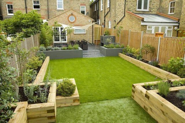 Внутренний дворик - отдых под открытым небом: советы садоводам