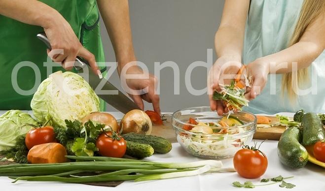 "Готовим салат ""Зимняя сказка"" на зиму"