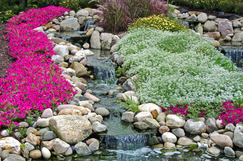 Идеи для красивого и уютного обустройства сада