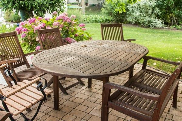 Критерии выбора садовой мебели
