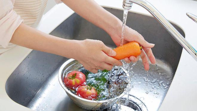 Замачивание овощей