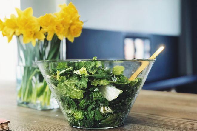 Какую зелень можно использовать для еды