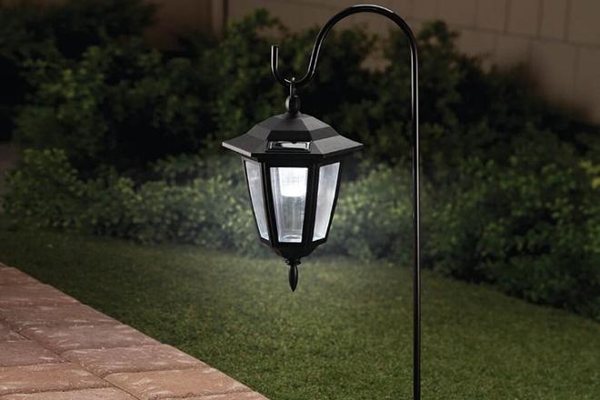 Ночной фонарик на даче