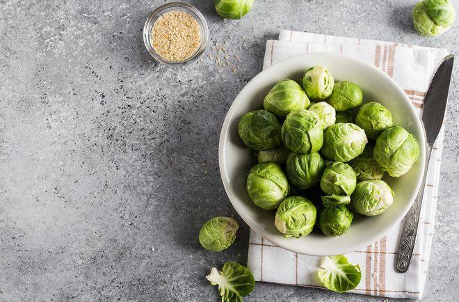 Как правильно выращивать брюссельскую капусту