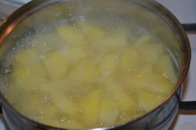Картофельный отвар