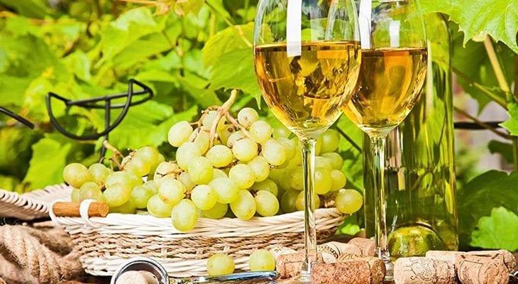 Мускатный виноград