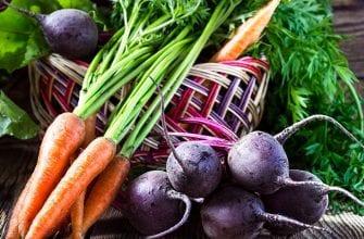 Поздние овощи
