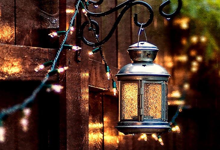 Винтажные фонари