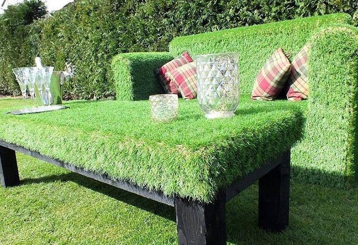 «Зелёная» мебель