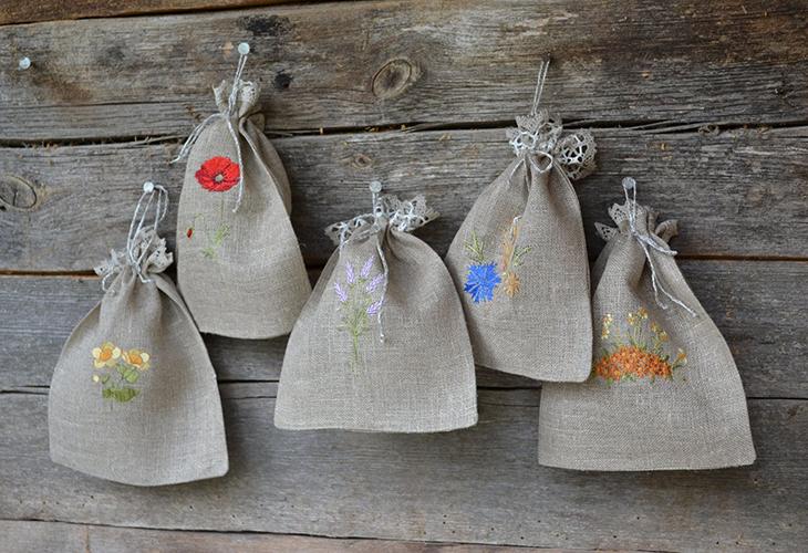 ,Мешочки для хранения семян