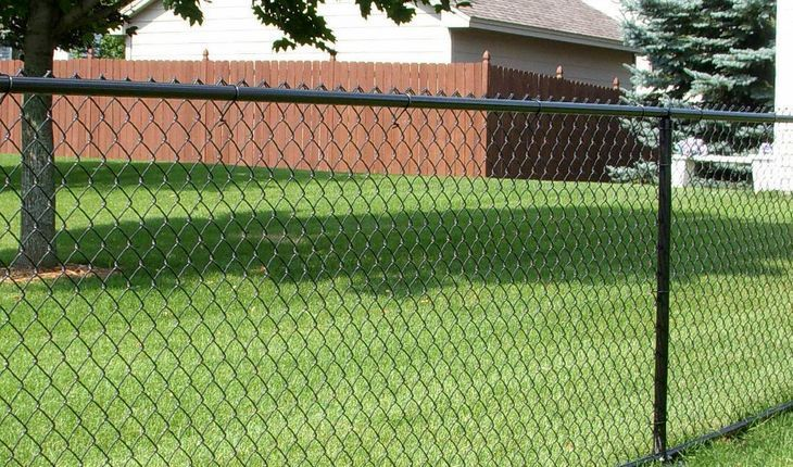 Виды заборов для частных домов фото