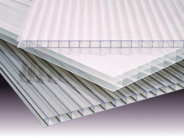 Профиль для крыши теплицы