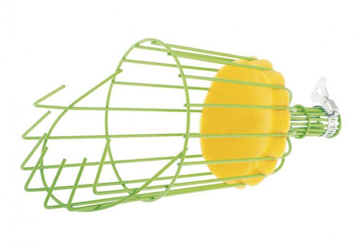 Плодосъемники металлические с корзиной