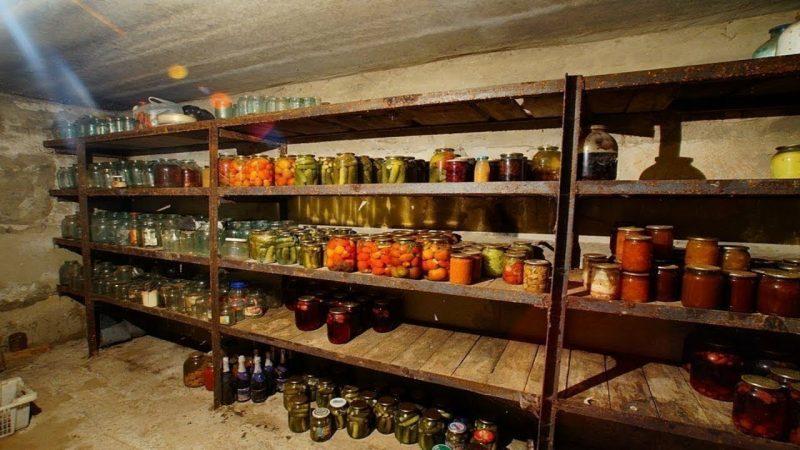 Погреб для хранения овощей своими руками