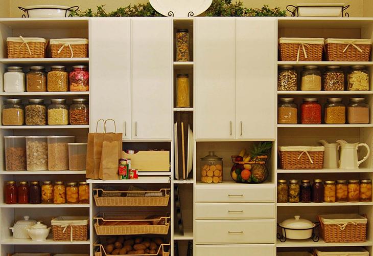 Шкаф для заготовок