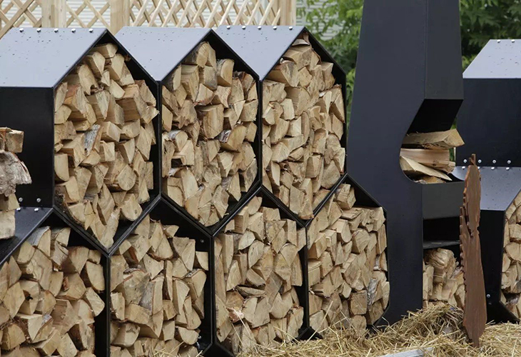 Место для хранения дров
