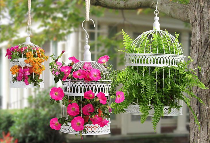 Подвесной сад
