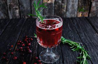 Ягодные напитки зимой