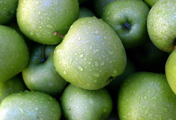 Урожайность яблок Грин Стар