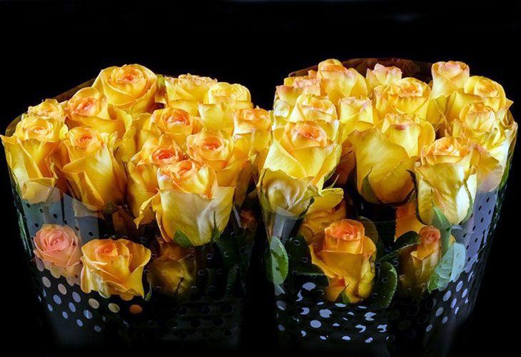 Букеты из роз Дежавю