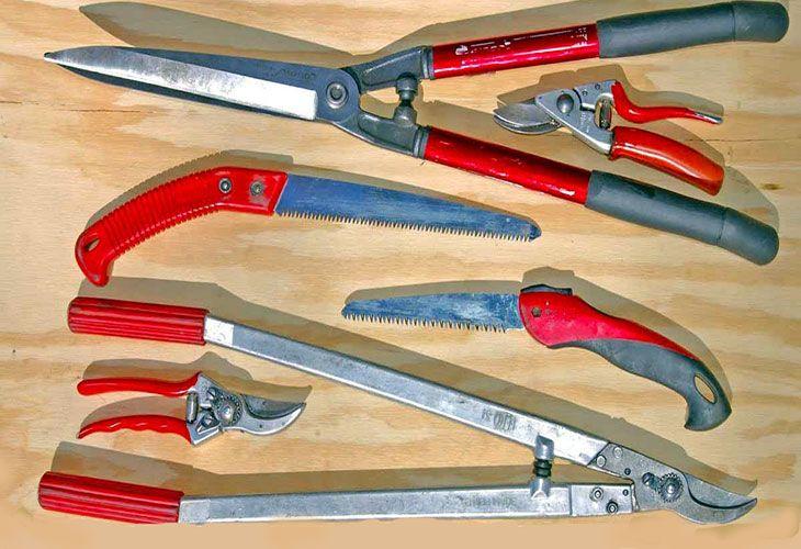 Инструмент для обрезки