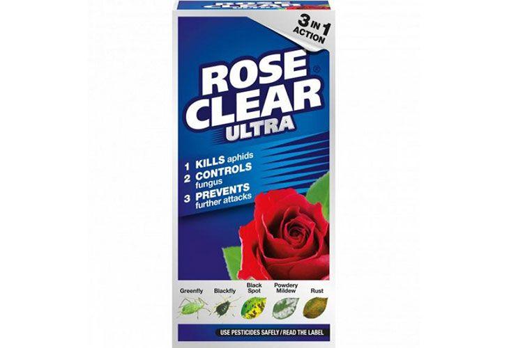 Препарат от болезней и вредителей роз